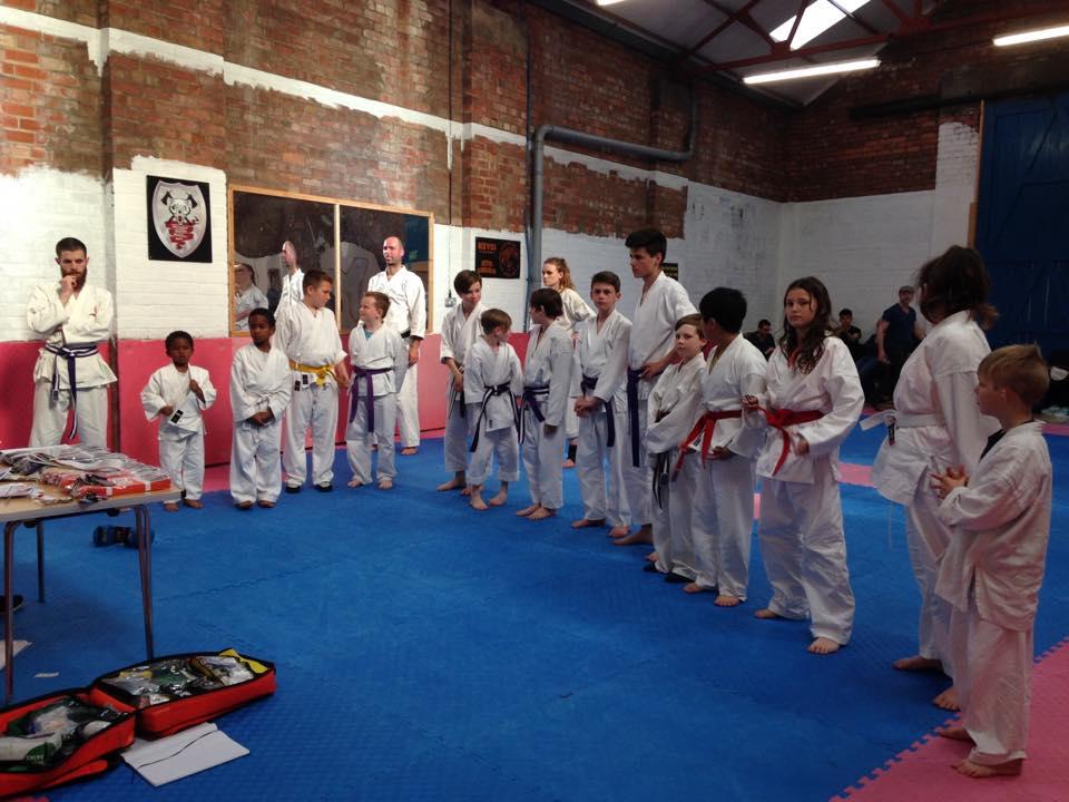 karate all