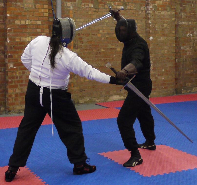 Strike-Zone: Weapons training